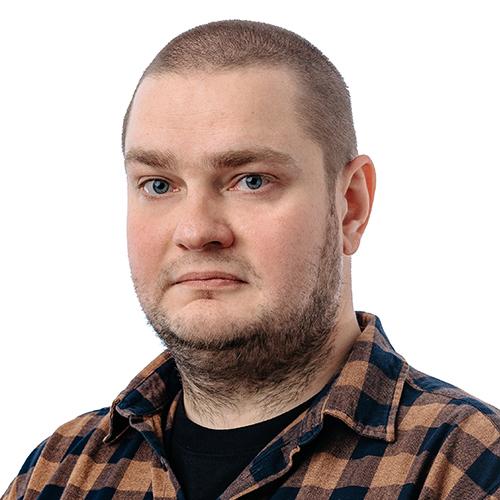 Profile image Jacek Romaniuk
