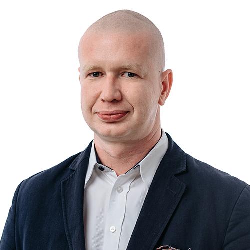 Profile image Grzegorz Szenejko