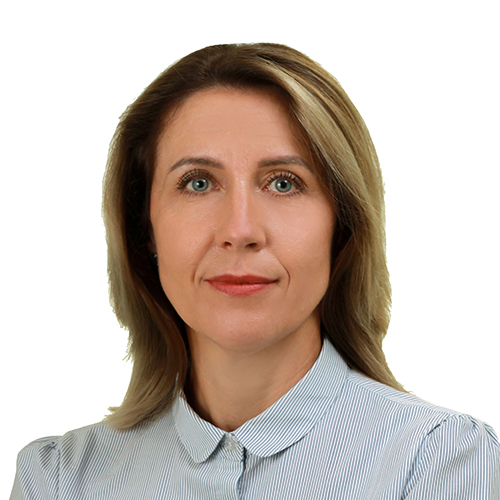 Profile image Sylwia  Biegajło