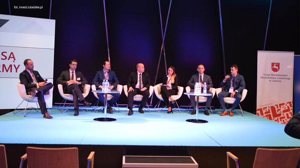 """Go Logis w panelu dyskusyjnym """"Export szansą dla każdej firmy"""""""