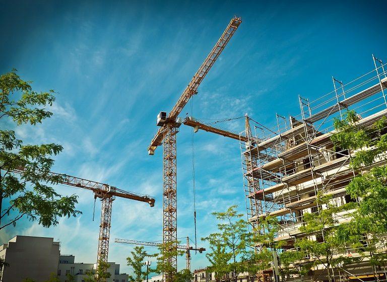 Go Logis organizuje dostawy just in time na budowę szpitala w Londynie